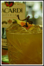 Bacardi Rum Legacy Cocktail Competition – Fichi Selvaggi