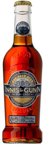 Innis & Gunn Rum Finish Beer