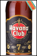 Havana Club Brings New 7 Year Old Bottle